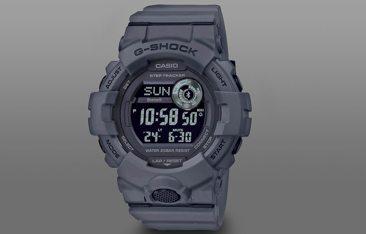 Lacné športové hodinky Casio G-Shock