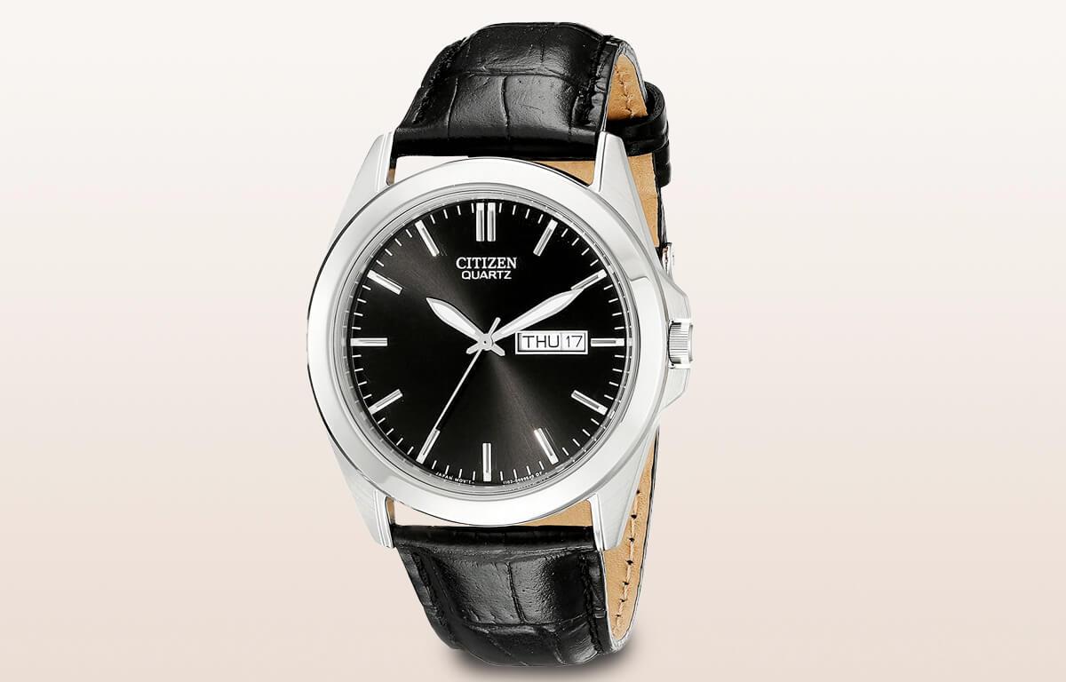 Lacné elegantné hodinky - značka Citizen