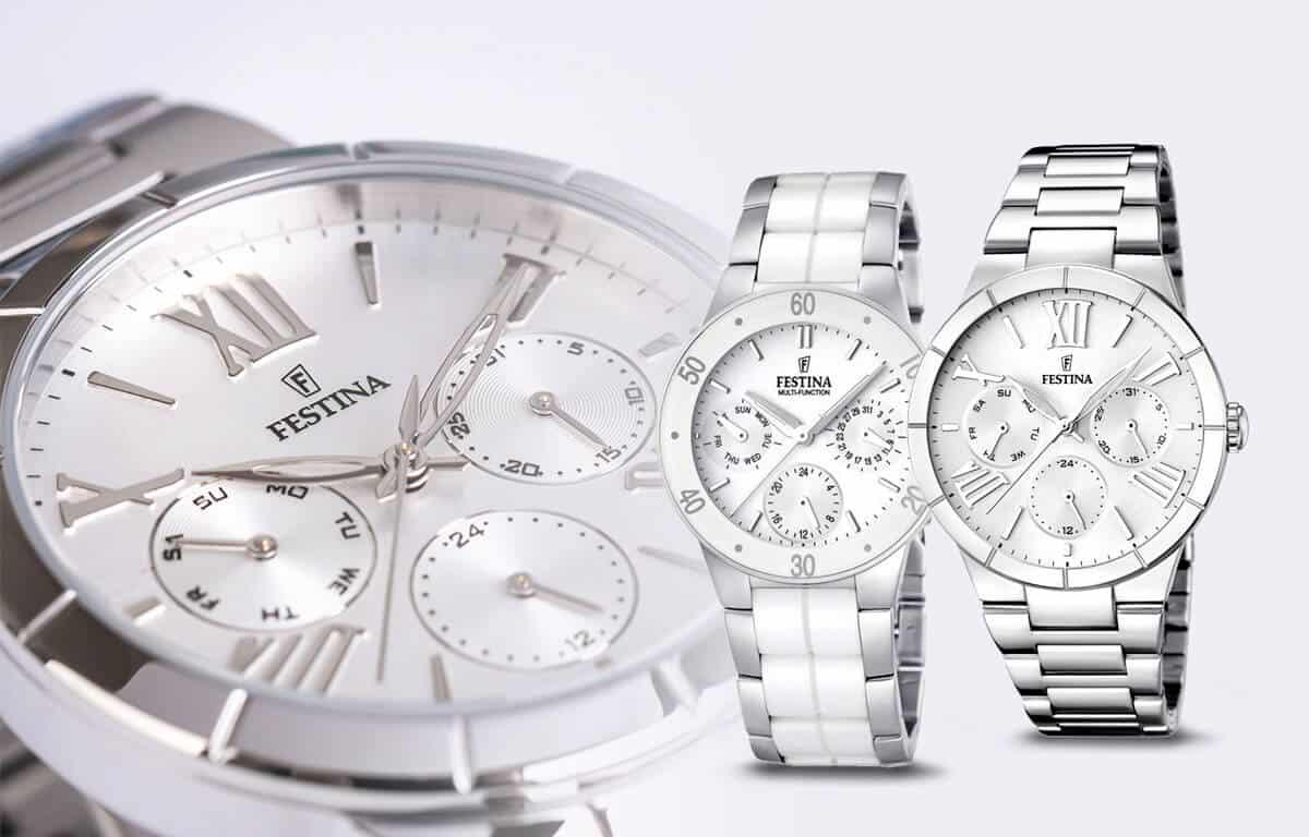 Pozreli sme sa na známe kolekcie dámskych hodiniek Festina