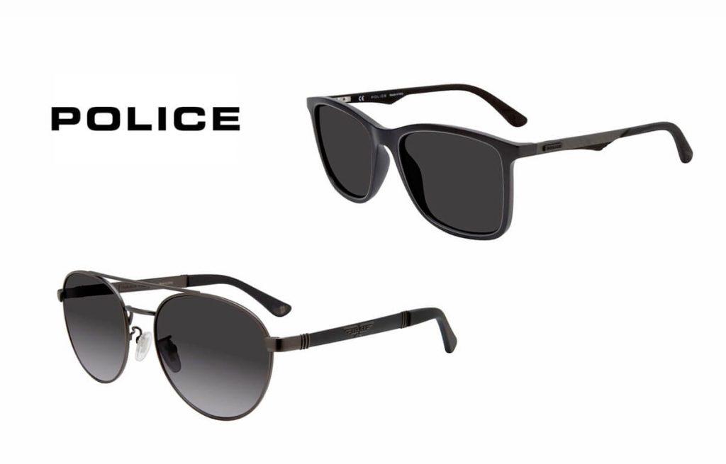 Značka Police začínala predajom slnečných okuliarov