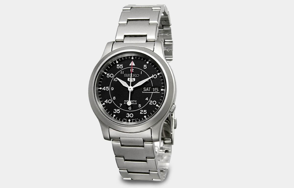 Lacné japonské hodinky - značka Seiko