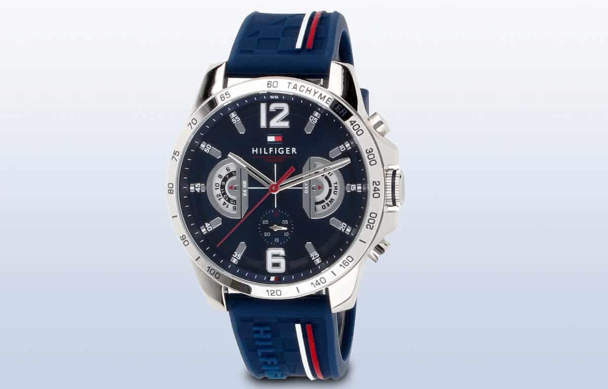 Lacné módne hodinky Tommy Hilfiger