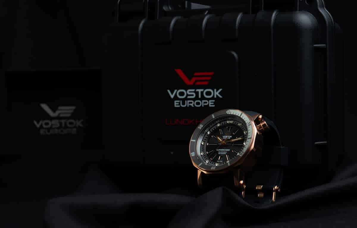 Hodinky Vostok Europe Lunokhod-2