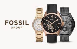 Fossil Group patrí k jedným z najväčších hodinárskych domov na svete