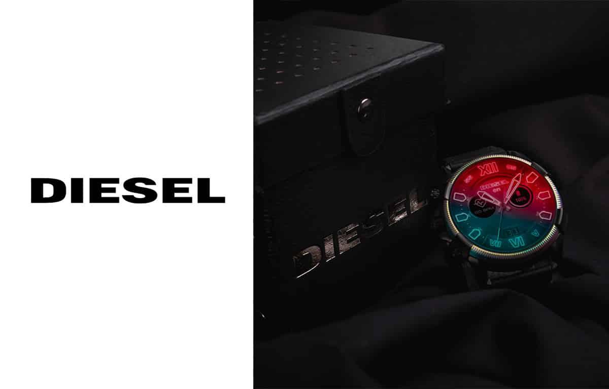 Značka Diesel je súčasťou Fossil Group