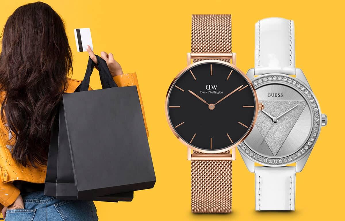 Vybrali sme mimoriadne lacné hodinky pre dámy