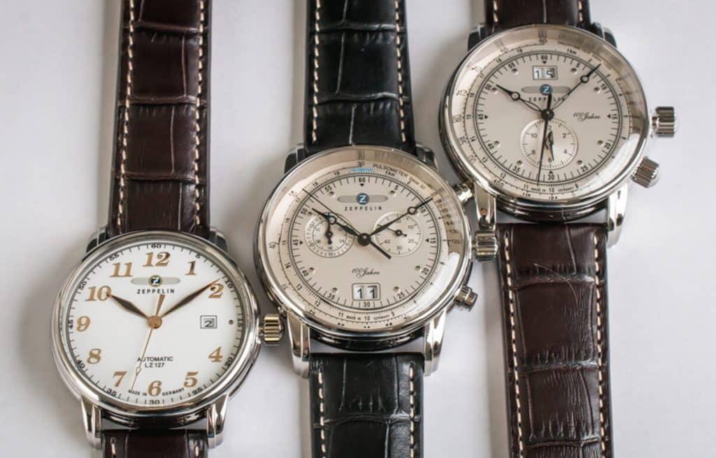 Letecké hodinky Zeppelin majú bohatú históriou spojenú so slávnymi vzducholoďami