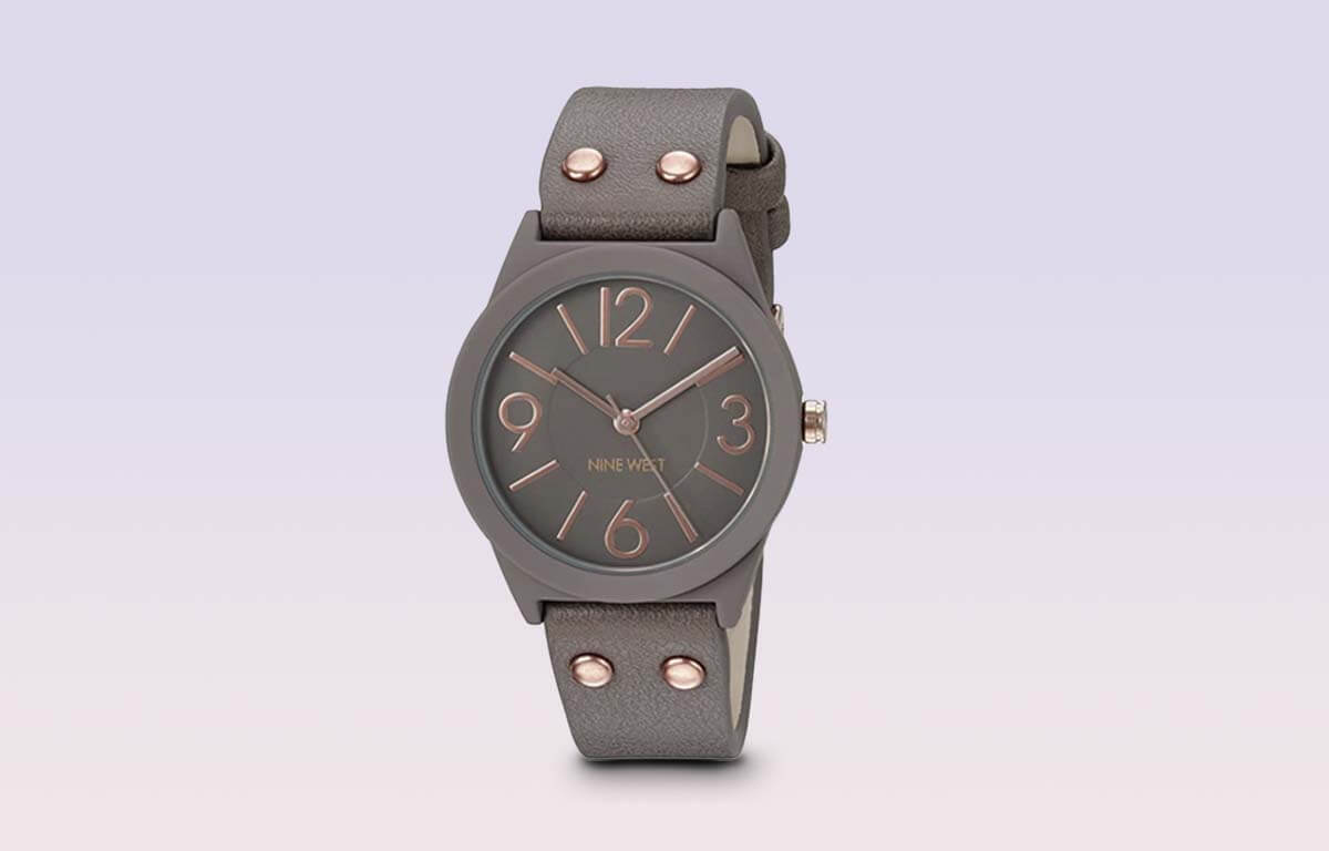 Novinka medzi lacnými dámskymi hodinkami - značka Nine West