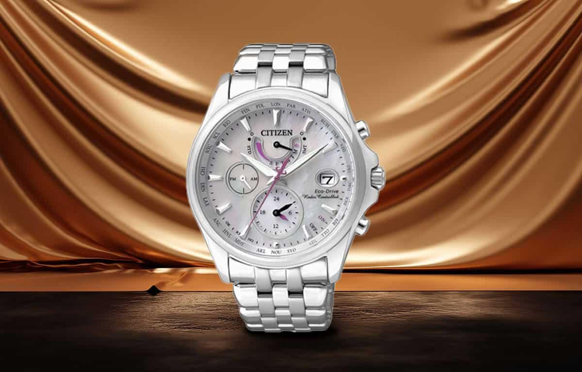 Luxusné dámske hodinky Citizen