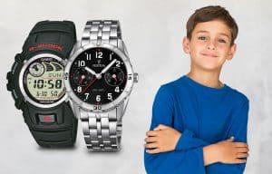 Poradíme vám s výberom chlapčenských hodiniek