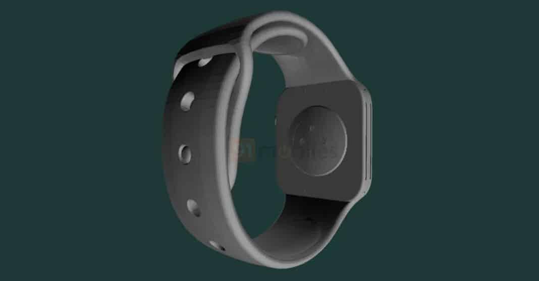 Rendery Apple Watch 7