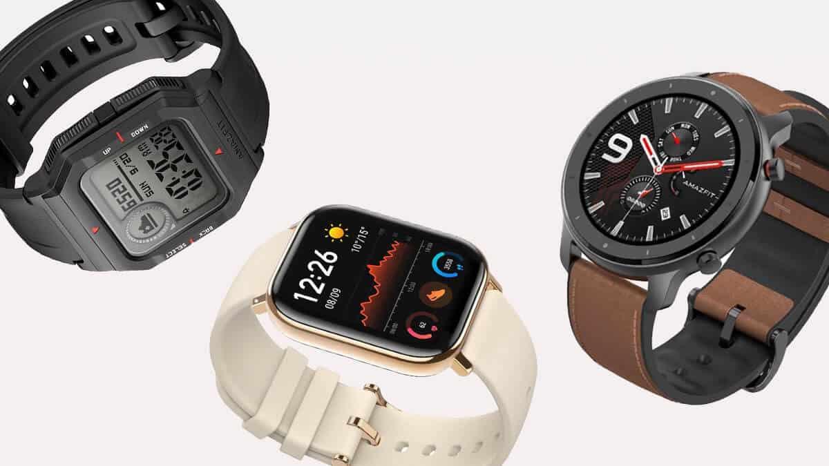 Kvalitnu za rozumnú cenu ponúkajú lacné smart hodinky značky Amazfit