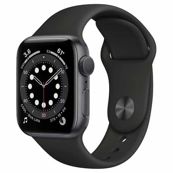 Špičkové smarthodinky Apple Watch 6 44mm