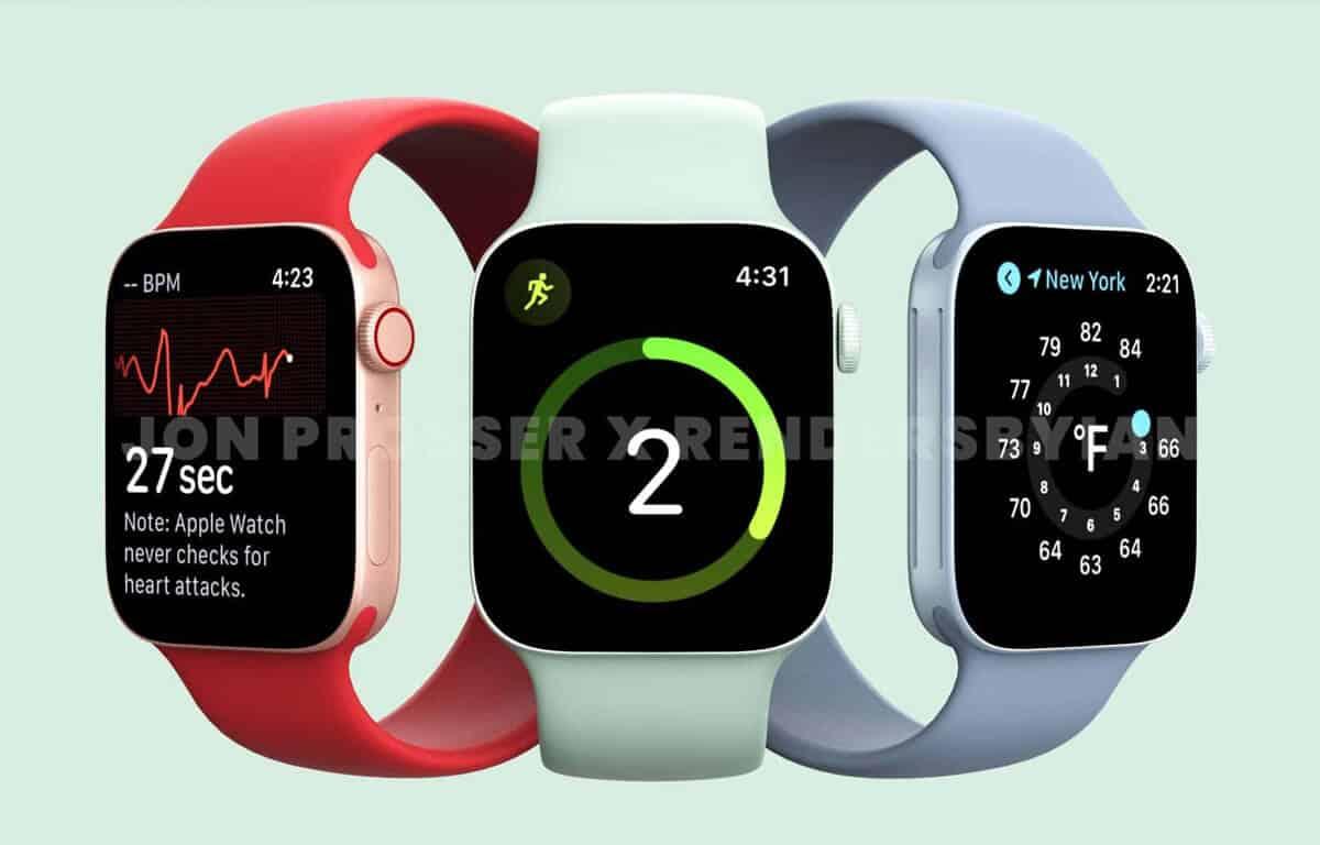 Tešíte sa na nové farebné prevedenia Apple Watch 7?