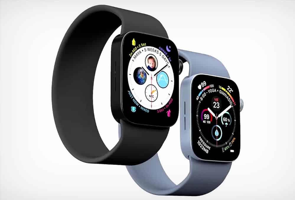 Prekvapia najnovšie Apple Watch 7 takýmto dizajnom?