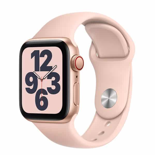 Apple Watch SE - Gold Aluminium