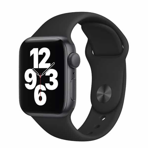 Apple Watch SE Space Grey 2