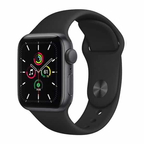 Apple Watch SE space grey