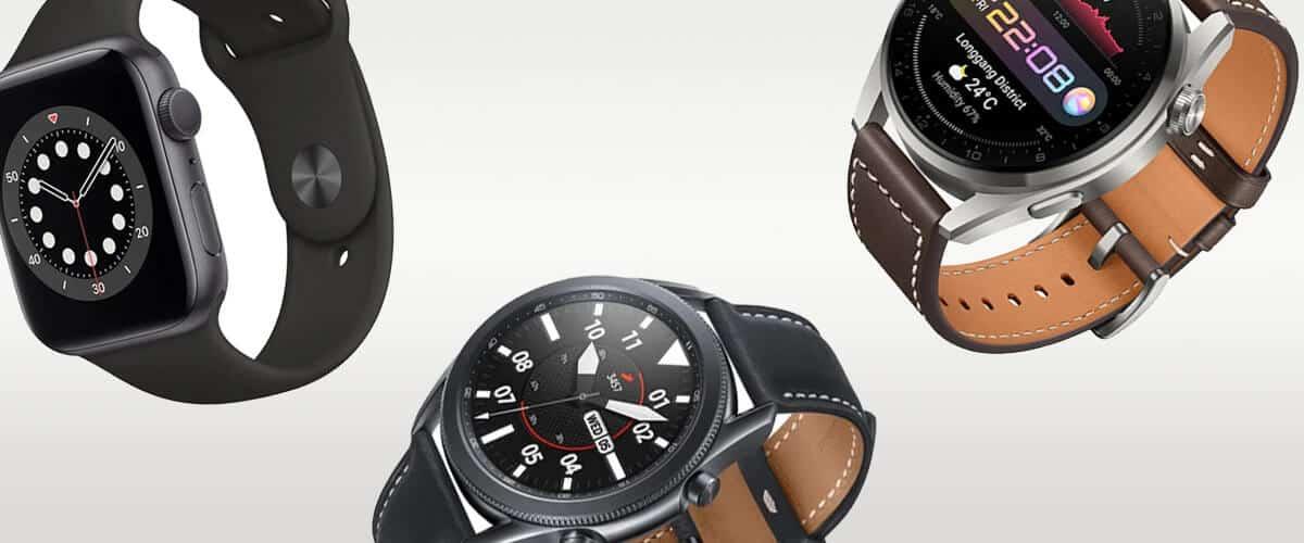 Vyberáme spoľahlivé inteligetné hodinky z kategórie bežných smart hodiniek
