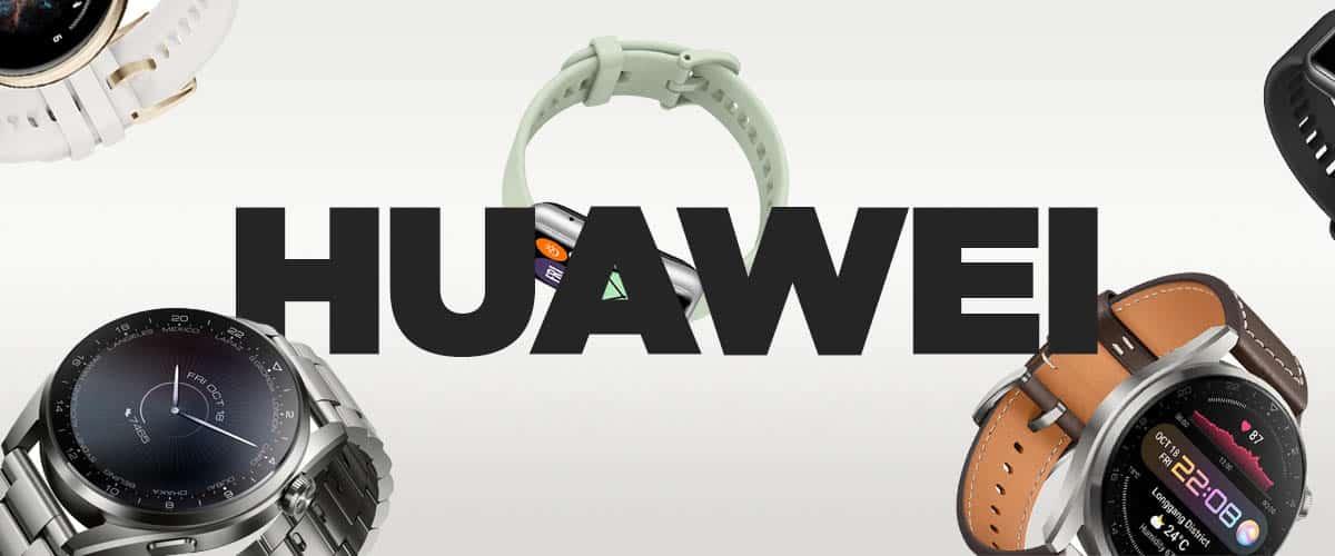 Smarthodinky Huawei sú ďalším dôležitým hráčom medzi bežnými smart hodinkami