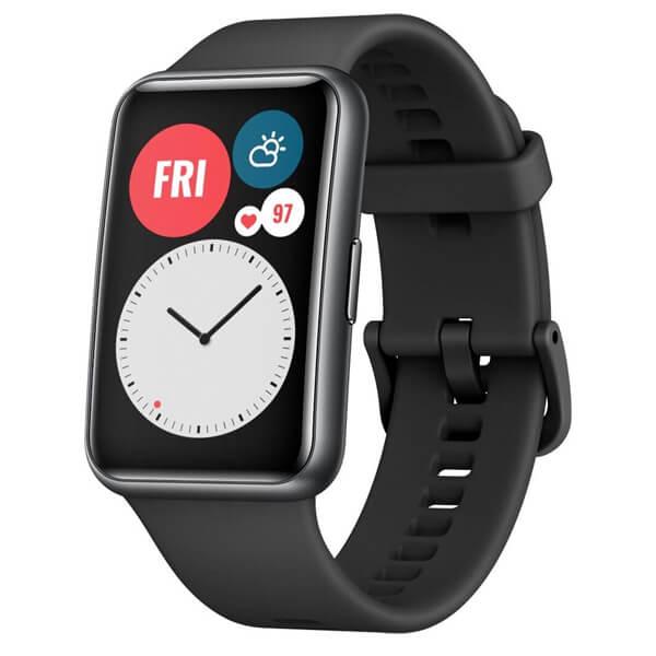 Minimalistické smart hodinky Huawei Watch Fit