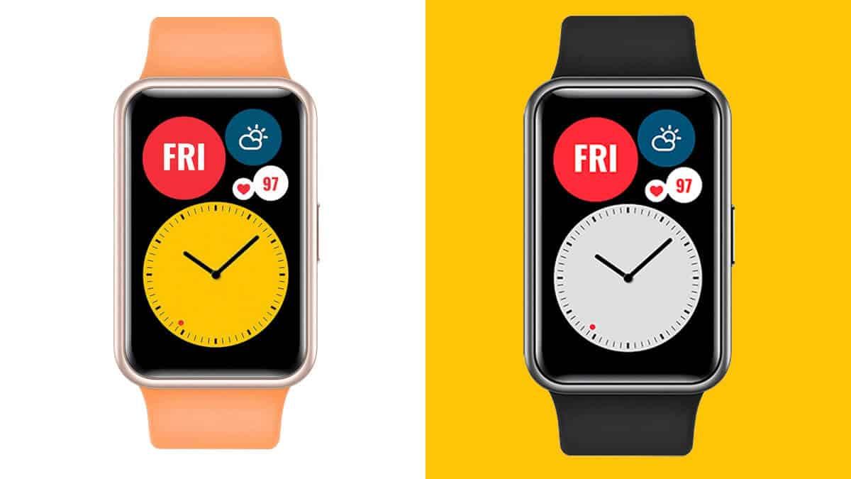 Inteligentné hodinky Huawei Watch Fit sú skvelým kúskom pre štart do sveta smart hodiniek