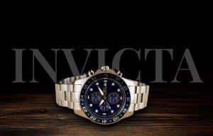 Kultové hodinky Invicta pre všetkých hodinkových nadšencov