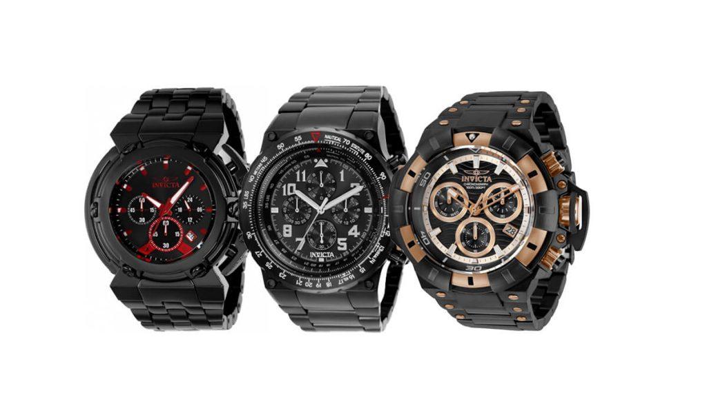 Neprehliadnuteľné pánske hodinky Invicta
