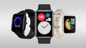 Lacné smart hodinky možno nájsť v ponuke známych výrobcov