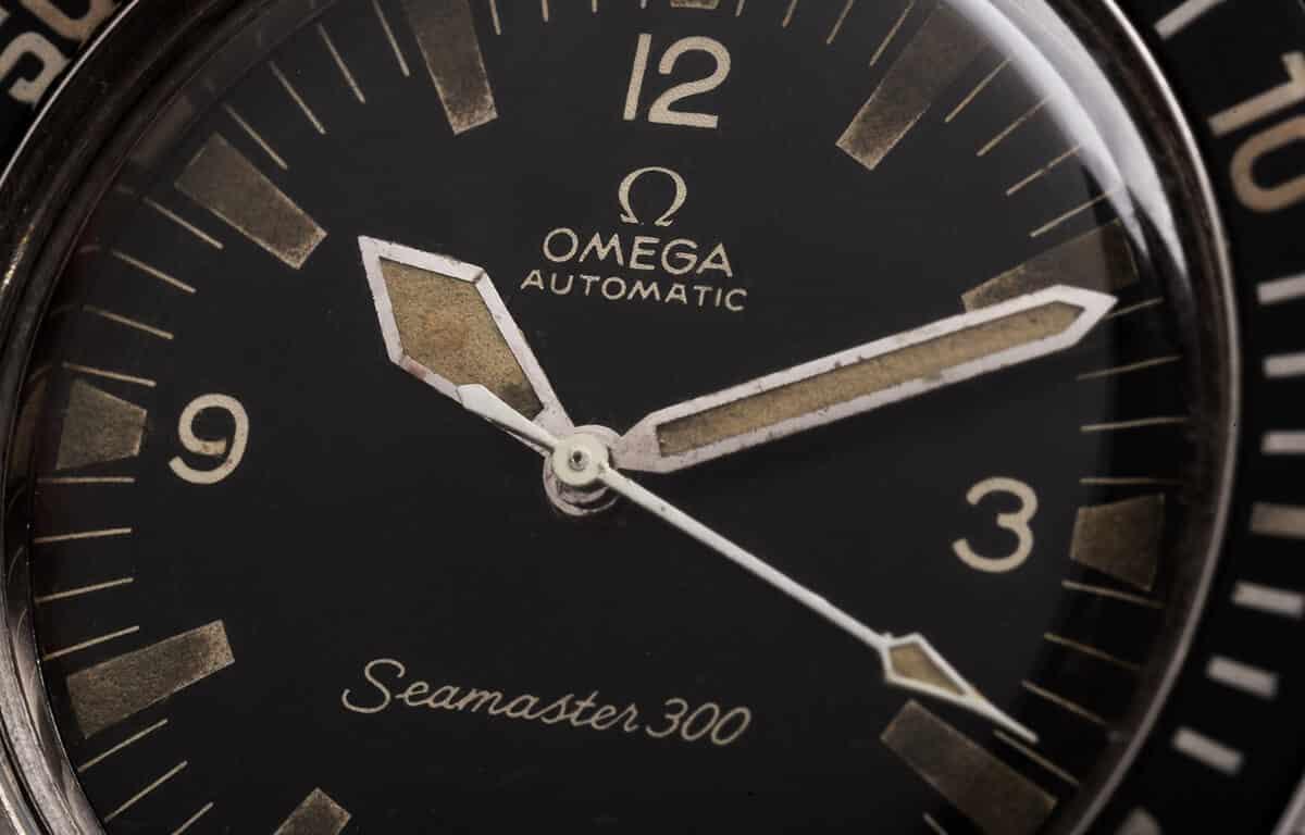 Hodinky Omega Seamaster