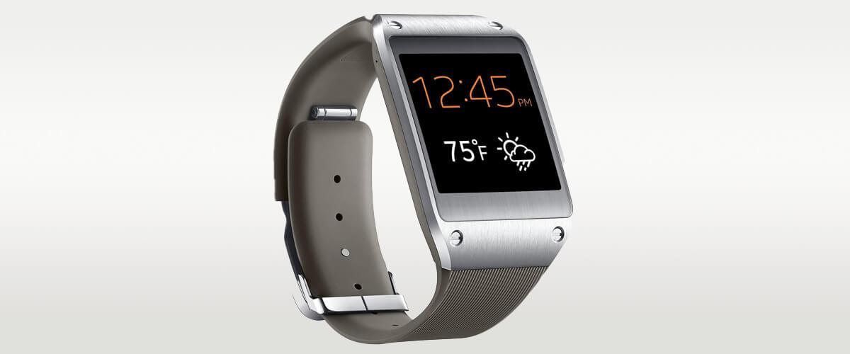 Prvé smart hodinky od Samsungu - Samsung Galaxy Gear 2013
