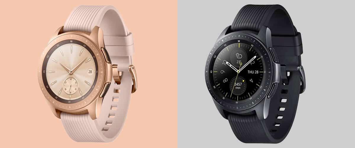 Prvá generácia inteligentných hodiniek Galaxy Watch zaujala dizajnom i funkčnosťou.