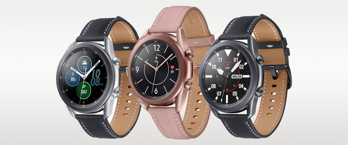 Smartwatch Samsung Galaxy Watch 3 zaujmú tradičným dizajnom a pokrokovou technikou