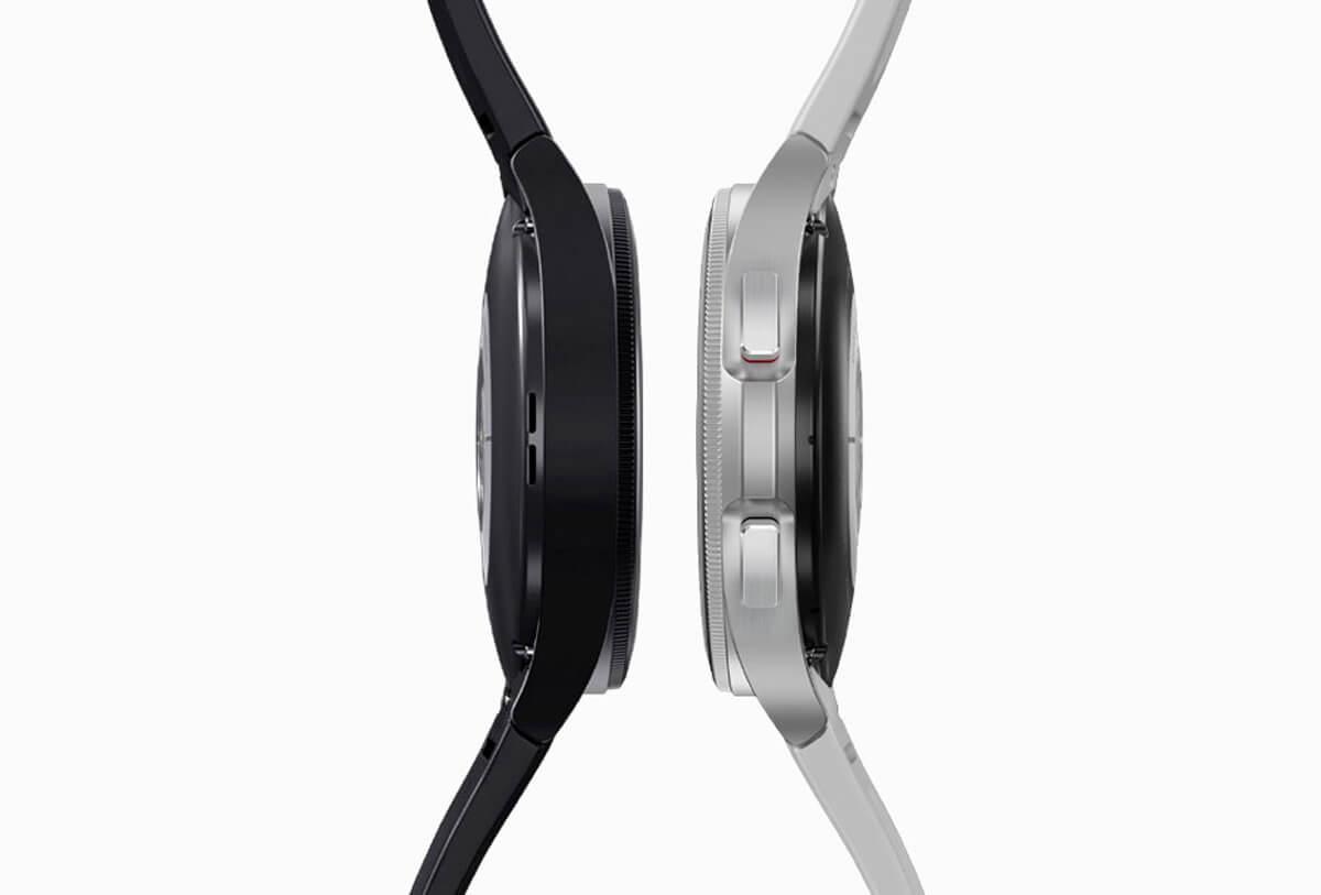 Samsung Galaxy Watch 4 Classic farby