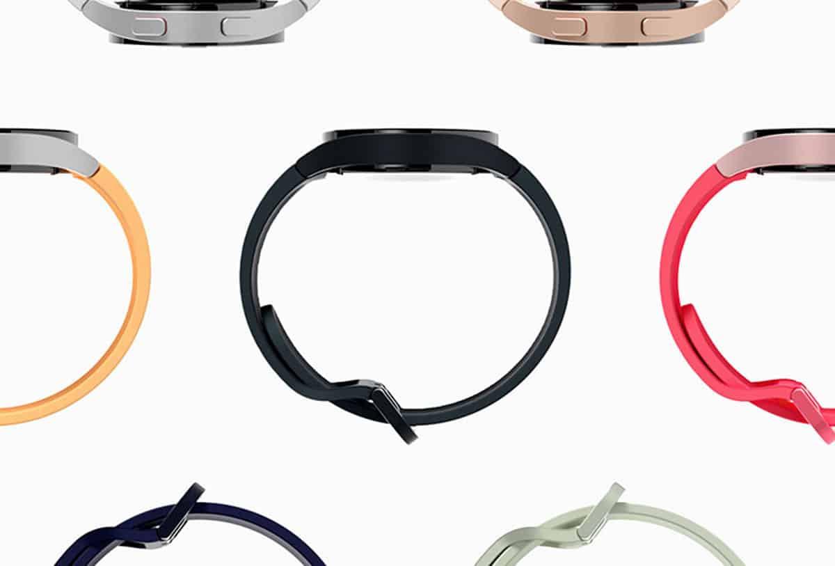 Samsung Galaxy Watch 4 farby