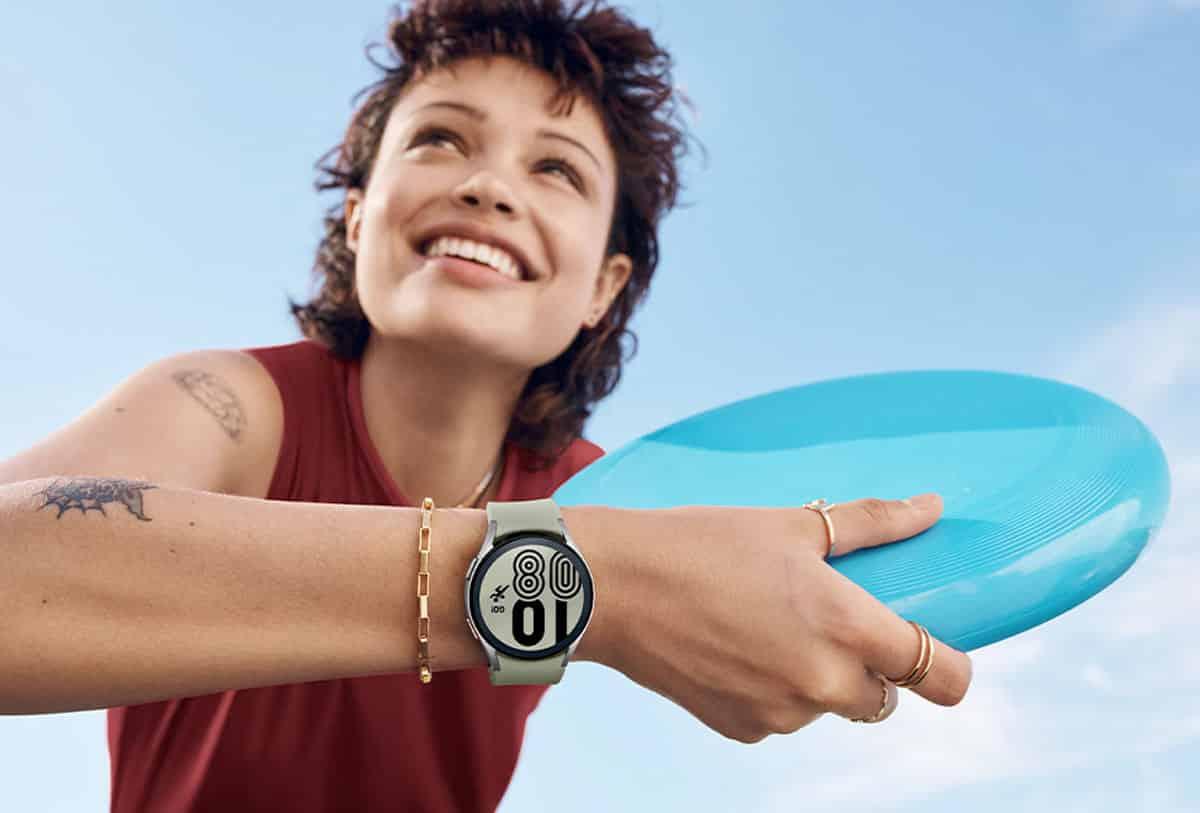 Samsung Galaxy Watch 4 skvele poslúžia pri športovej aktivite.