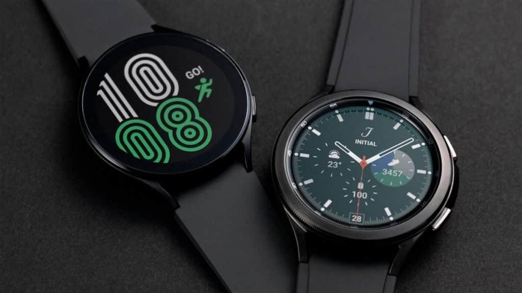 Samsung Galaxy Watch 4 Classic verzus Samsung Galaxy Watch 4