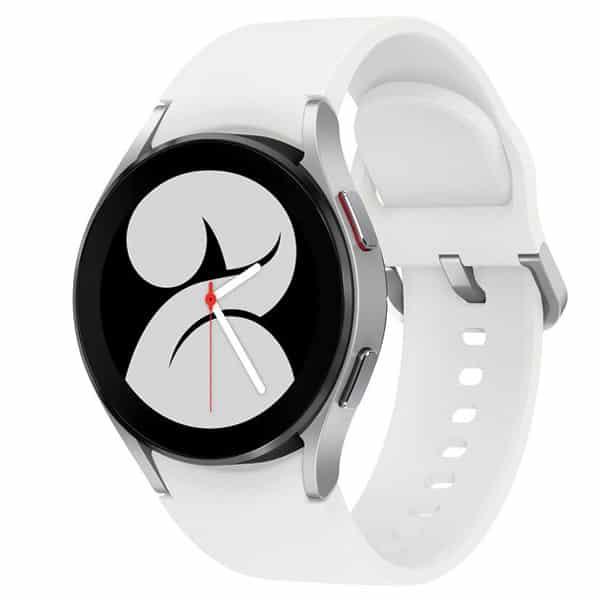 Samsung Galaxy Watch 4 Silver 40 mm