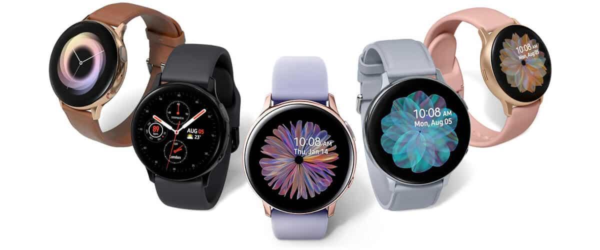 Smart hodinky Samsung Galaxy Watch Active 2