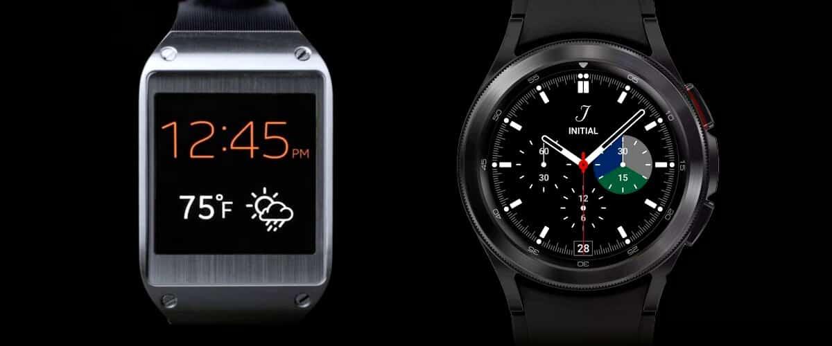 Smart hodinky Samsung a ich evolúcia