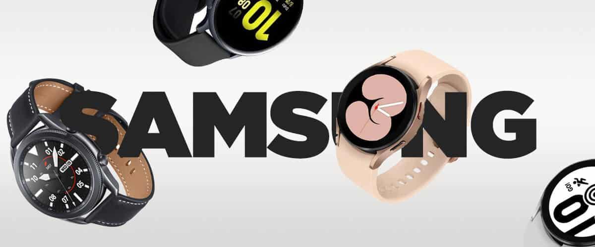 Inteligentné hodinky od značky Samsung