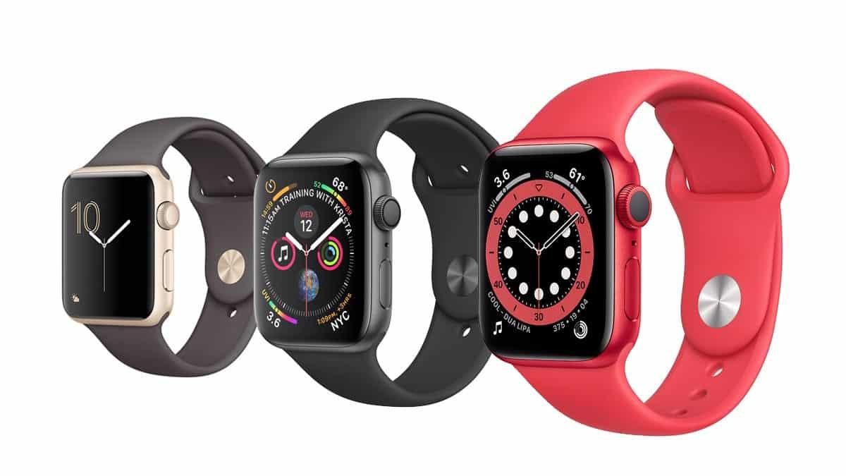 Evolúcia smart hodiniek Apple Watch