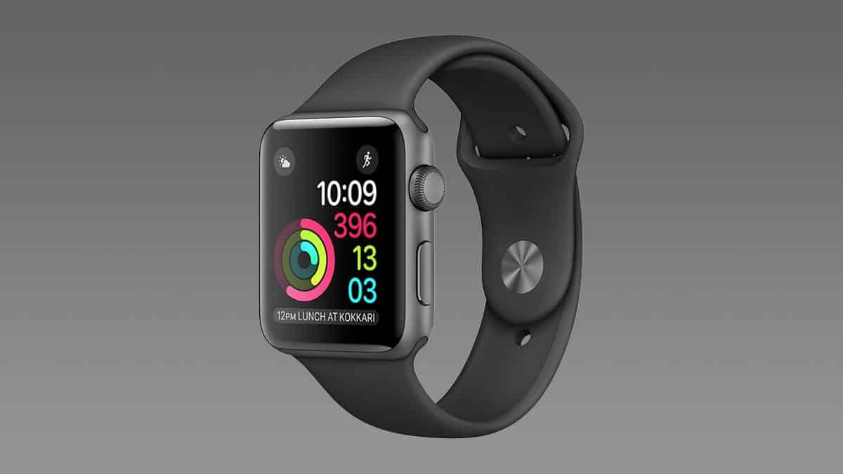 Smart hodinky Apple Watch 1