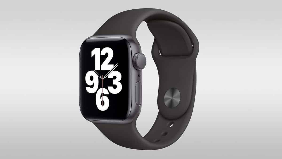Lacné smart hodinky Apple Watch SE