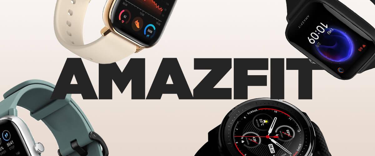 Cenovo dostupné smart hodinky Amazfit