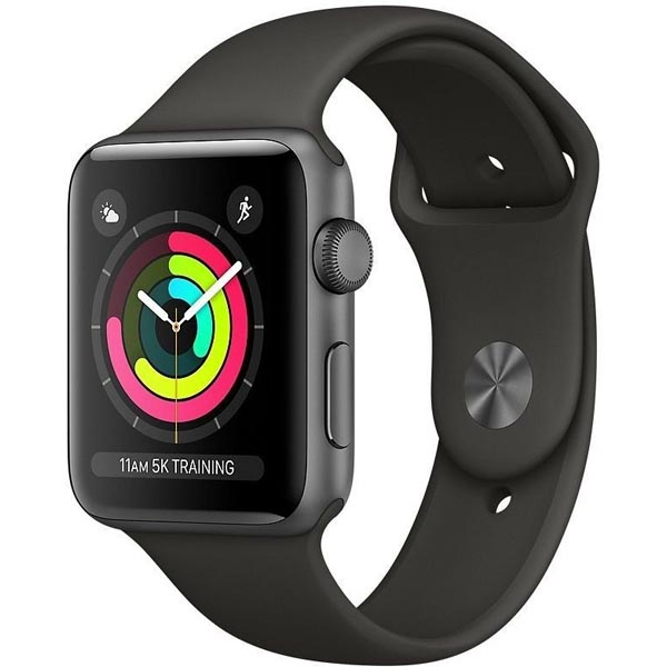 Apple Watch 3 Space Grey (42mm)