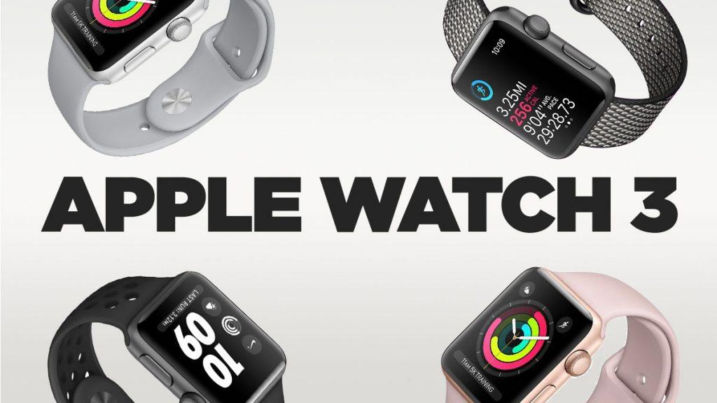 Revolučné smart hodinky Apple Watch 3