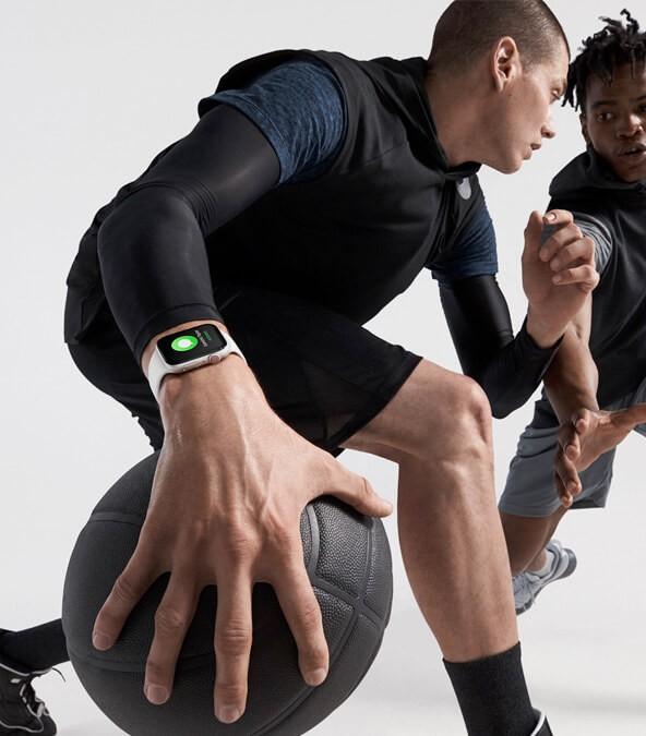 Apple Watch 4 sú perfektným doplnkom pre šport