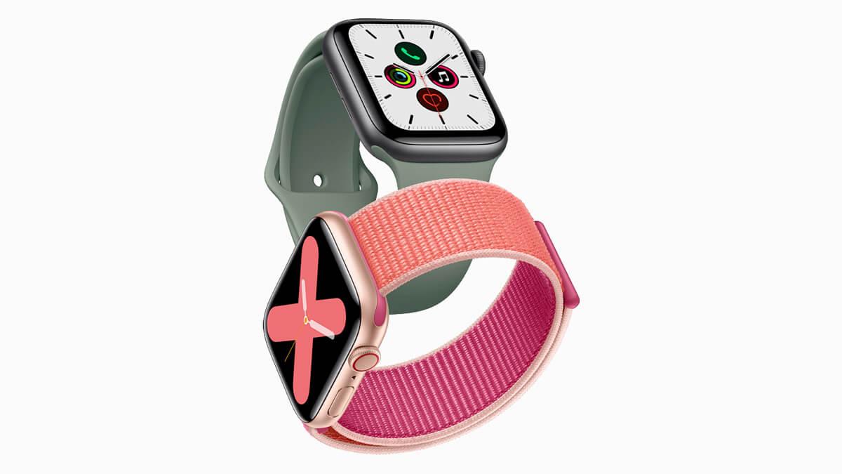 Smart hodinky Apple Watch Series 5 sú úspešnou evolúciou 4. série