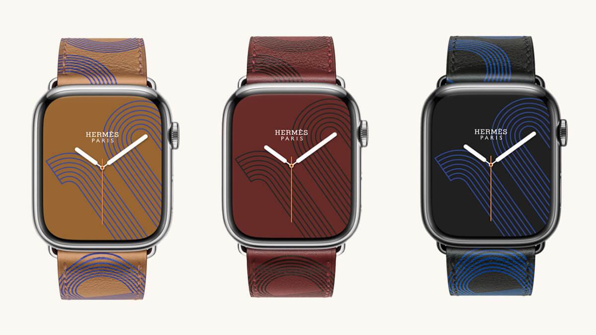 Apple Watch 7 Hermès